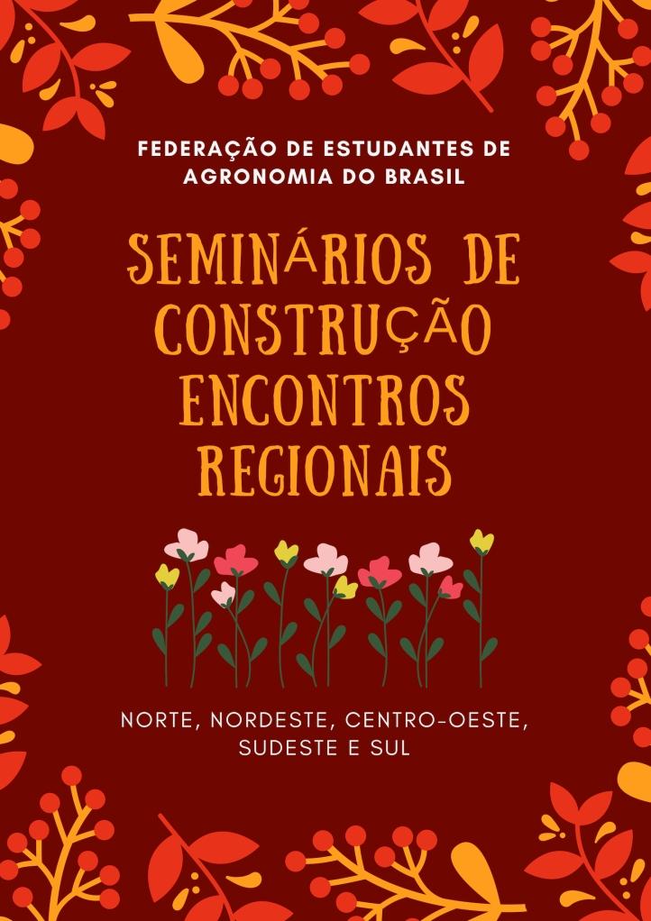 SEMINÁRIOS DE CONSTRUÇÃO