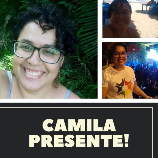 Camila presente